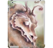 Sleeping Dragon - Peace and Tranquility iPad Case/Skin