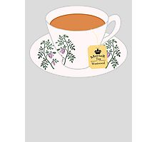 MoriaR Tea Photographic Print