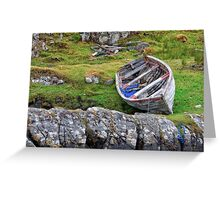 Scalpay: Stranded Greeting Card