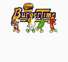 BurgerTime Title Graphic Unisex T-Shirt