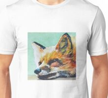 Watchful Fox Unisex T-Shirt