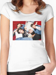 The 1975 Women's Fitted Scoop T-Shirt