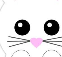 Cute Bunny Sticker