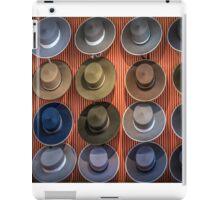 Wanna hat? iPad Case/Skin