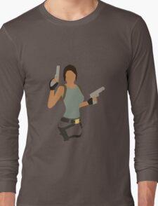Tomb Raider Long Sleeve T-Shirt
