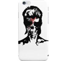 David Bowie Graphic T-Shirt iPhone Case/Skin