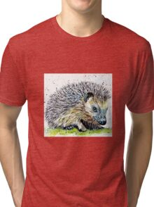 Hedgehog 2 Tri-blend T-Shirt