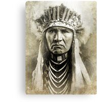 Indian Chief 3 Canvas Print