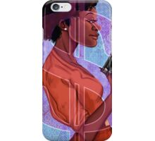 Miss Moneypenny iPhone Case/Skin