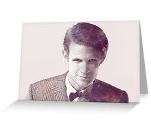 Doctor Who 11 Greeting Card