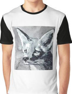 Fox Lookout Graphic T-Shirt