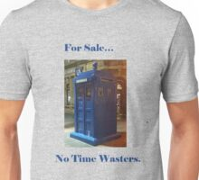 Tardis for sale! Unisex T-Shirt