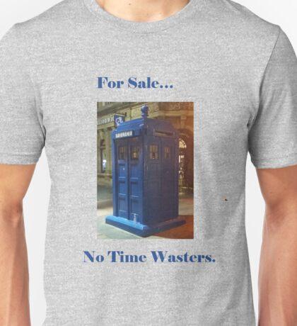 Tardis for sale! Unisex T-Shirt