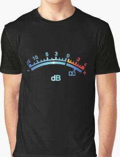 dB Explosion Graphic T-Shirt