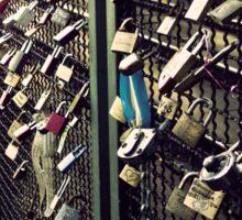 Love Locks Sticker