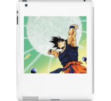 Dragonball Z Goku Spirit Bomb iPad Case/Skin