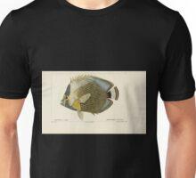 Natural History Fish Histoire naturelle des poissons Georges V1 V2 Cuvier 1849 074 Unisex T-Shirt