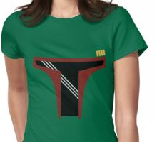 Eyes of Fett Womens Fitted T-Shirt