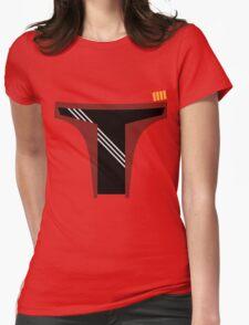 Eyes of Fett Womens Fitted T-Shirt