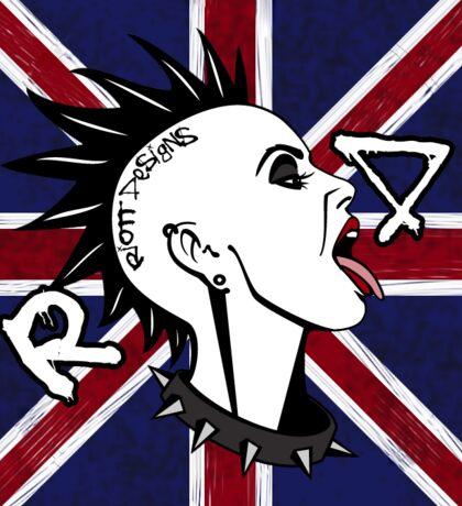 RD Flag Logo (Square) Sticker