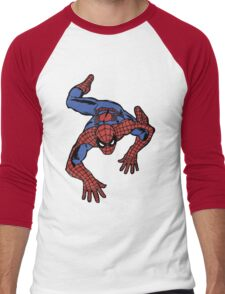 Spider-Man Men's Baseball ¾ T-Shirt