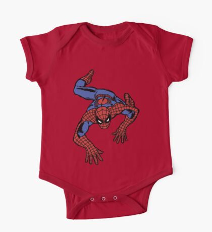 Spider-Man One Piece - Short Sleeve