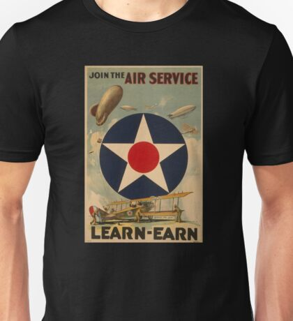 Air Service (Reproduction) Unisex T-Shirt
