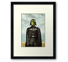 Son of Darkness Framed Print