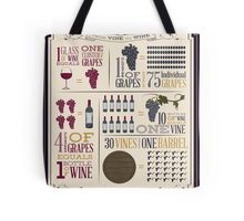 From Vine to Wine Tote Bag
