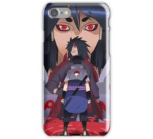 Indra, Madara and Sasuke iPhone Case/Skin