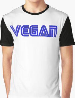 SEGA STYLE VEGAN LOGO Graphic T-Shirt