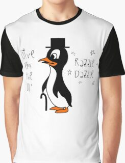 Razzle Dazzle Graphic T-Shirt