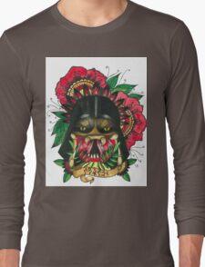 Darth Vader/Predator Long Sleeve T-Shirt