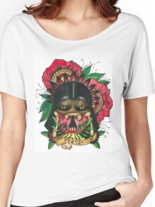 Darth Vader/Predator Women's Relaxed Fit T-Shirt