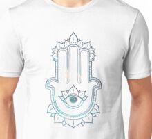 Hamsa Yoga T shirt Unisex T-Shirt