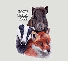 Save Them All Unisex T-Shirt