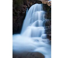waterfall, ardessie Photographic Print