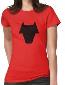 Legion of Super-Heroes; Timber Wolf Womens Fitted T-Shirt