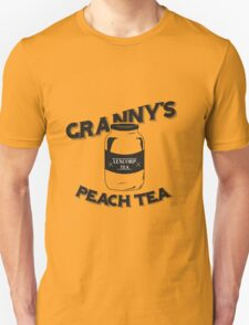 Granny's Peach Tea Batman v Superman Unisex T-Shirt