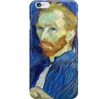Vincent van Gogh Self-Portrait iPhone Case/Skin
