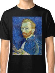 Vincent van Gogh Self-Portrait Classic T-Shirt