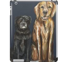 Maryanne's fur babies iPad Case/Skin