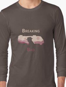 Breaking Bad Caravan Long Sleeve T-Shirt