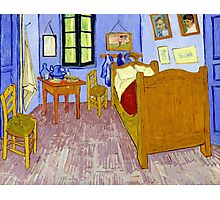 Vincent van Gogh Bedroom in Arles Photographic Print