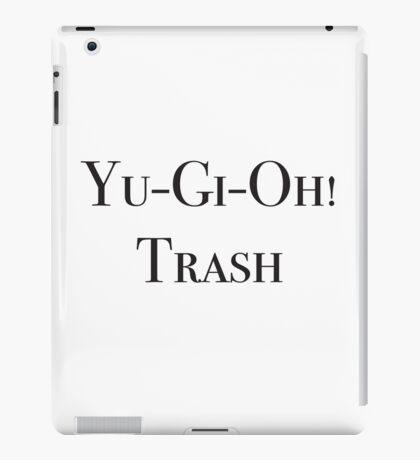 Yu-Gi-Oh! Trash iPad Case/Skin