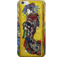 Vincent van Gogh Courtesan iPhone Case/Skin