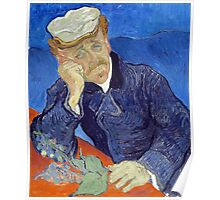 Vincent van Gogh Dr. Paul Gachet Poster