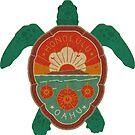 Honolulu Turtle by JamesShannon