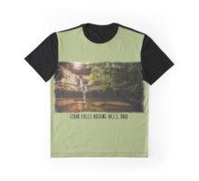 Cedar Falls Hocking Hills, Ohio Graphic T-Shirt