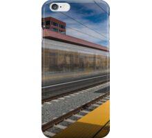 Monrovia Metro Station iPhone Case/Skin